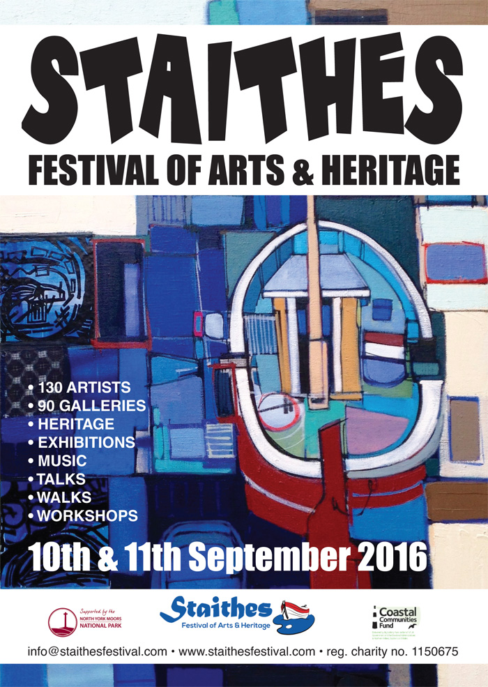 Staithes Flyer 2016